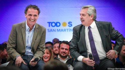 Gabriel Katopodis, uno de los ministros designados por Alberto Fernández para allanar el camino de Máximo Kirchner al PJ Bonaerense