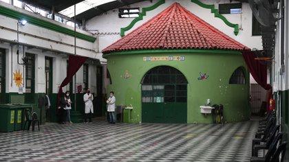 La Escuela Primaria N°4 de Palermo