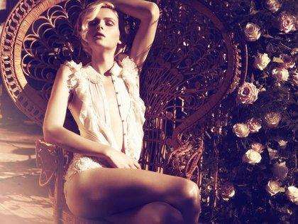 Andreja, que es su nombre desde 2014, se convirtió en 2015 la primera modelo transexual en ocupar la portada de Vogue