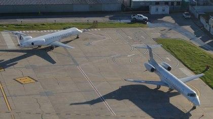 Según datos de la Asociación de Transporte Aéreo Internacional (IATA), las pérdidas de ingresos para las aerolíneas en el primer trimestre del año ascendieron a 252.000 millones de dólares. Foto: Fernando Calzada.
