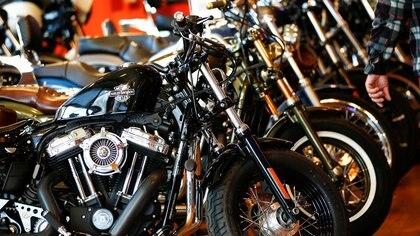 Motocicletas Harley-Davidson (Reuters)