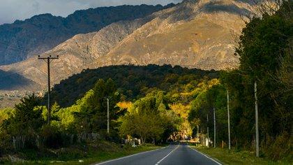 El Valle de Traslasierra, es una región geográfica natural de la provincia de Córdoba, Argentina, ubicada al oeste de las Sierras Grandes y al este de las Sierras Occidentales (Shutterstock)