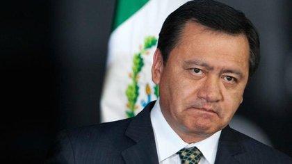 El ex secretarios de gobernación, Miguel Ángel Osorio Chong (Foto: @CARDEXJESS)
