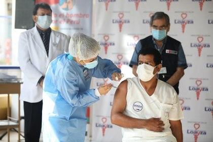 Perú recibió casi 120 mil vacunas contra la COVID-19 de Pfizer a través del mecanismo COVAX (Europa Press)