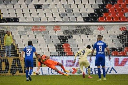 Corona ha sido un referente de Cruz Azul desde que llegó al club (Foto: Moisés Pablo/ Cuartoscuro)