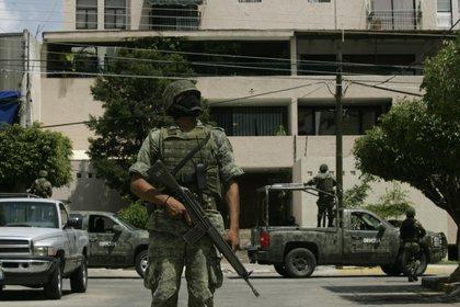El  Cártel Jalisco Nueva Generación (CJNG) es una de las organizaciones criminales más grandes del país (Foto: REUTERS/Alejandro Acosta)