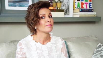 Ingrid fue duramente criticada luego de su separación de Fernando del Solar (Foto: Ingrid Coronado/Youtube.)
