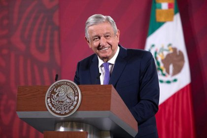 AMLO es aprobado por el 87% de los simpatizantes de MORENA (Foto: Presidencia de México)