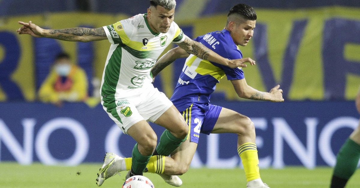 Boca Juniors y Defensa y Justicia pagaron la falta de eficacia e igualaron 0-0 por la Liga Profesional  - Infobae