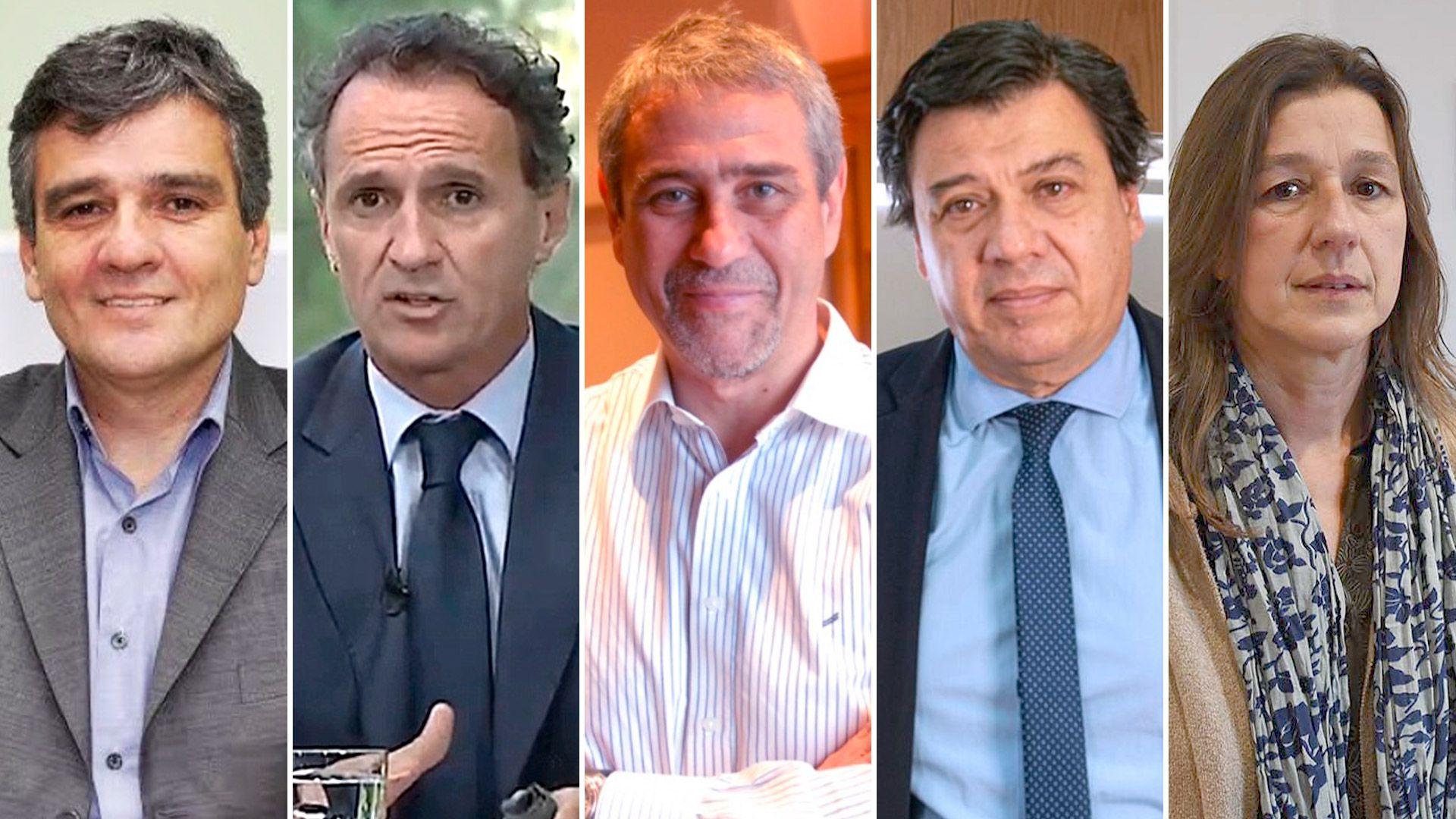 renuncia ministros funcionarios Zabaleta, Katopodis, Ferraresi, Moroni Frederic