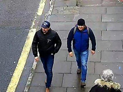 """Petrov y Chepiga aseguraron haber viajado a Salisbury """"como turistas"""""""