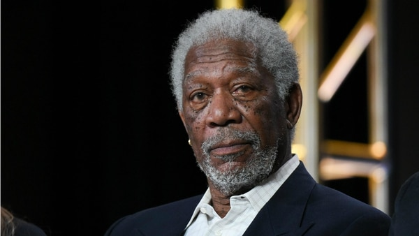 Morgan Freeman es otro de los actores que debe afrontar acusaciones por acoso sexual en la industria (AP)