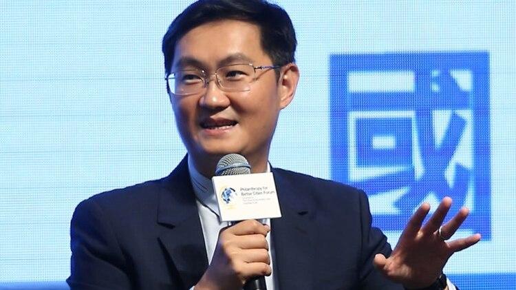 Pony Ma, fundador de Tencent y al alma detrás de la plataforma de mensajería y servicios WeChat.