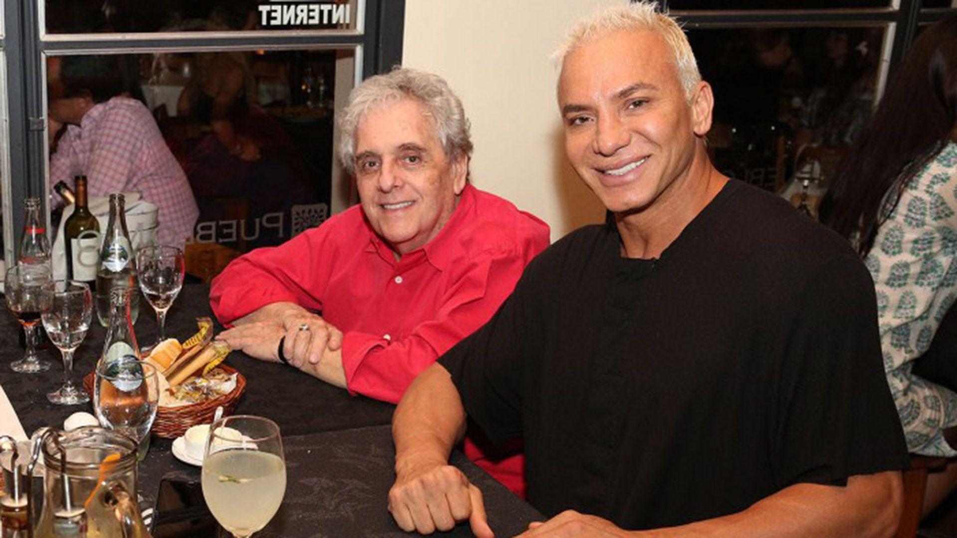 Antonio Gasalla y Flavio Mendoza: juntos, pero separados
