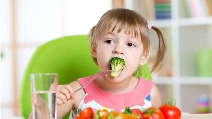La alimentación de los más chicos en el eje de la discusión de los profesionales de la salud y los padres. Foto: Archivo DEF.