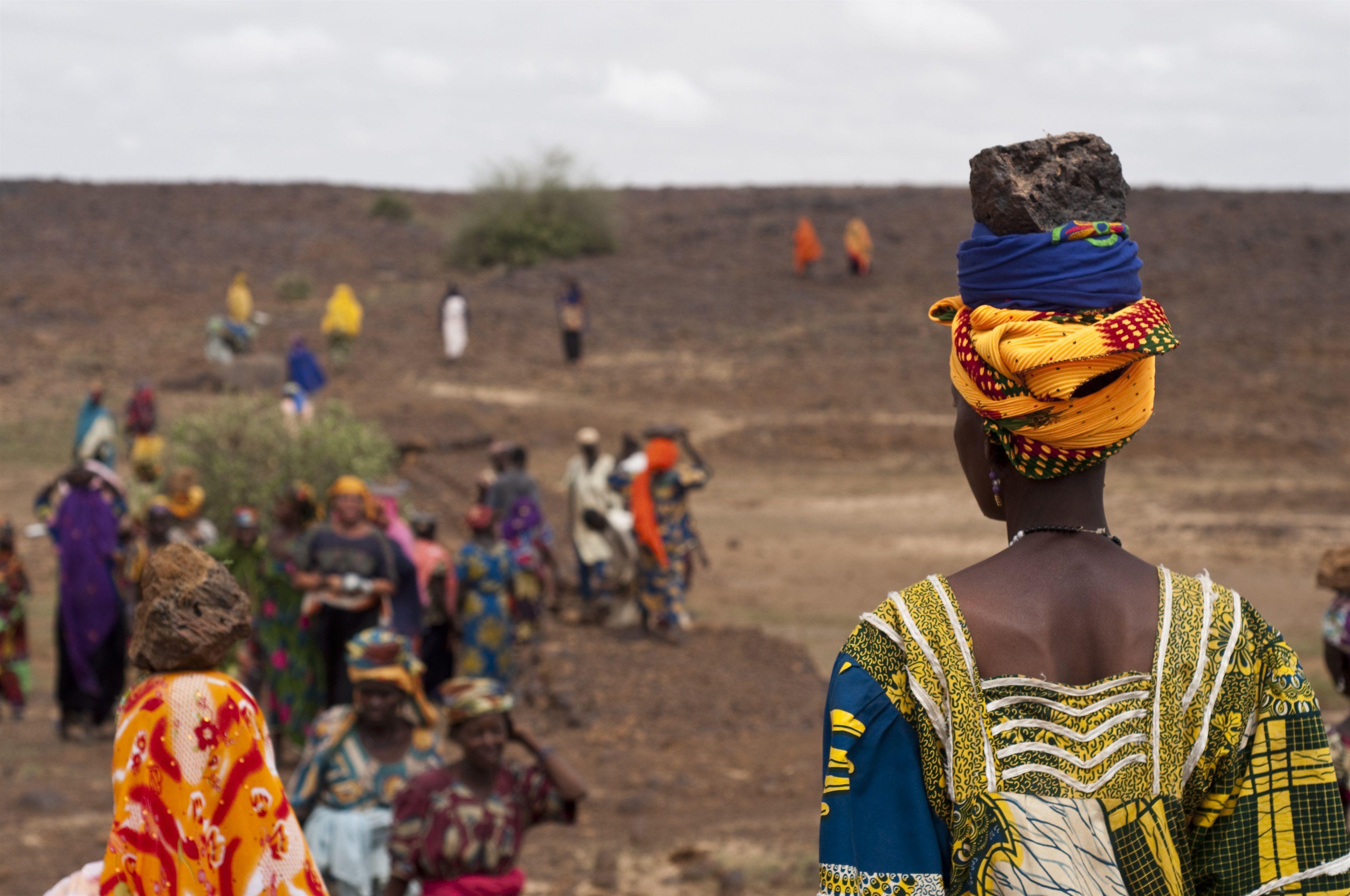 07-06-2021 Región de Tahoua, en Níger POLITICA AFRICA INTERNACIONAL NÍGER ACH/GONZALO HOHR