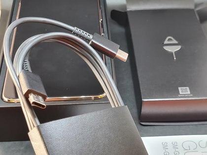 Primeras impresiones Galaxy S21: incluye cable USB-C