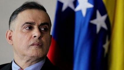 Tarek William Saab, fiscal general de Venezuela (EFE)