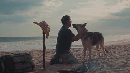Foto: captura de pantalla - cortometraje Renacer por Paola Ramones.