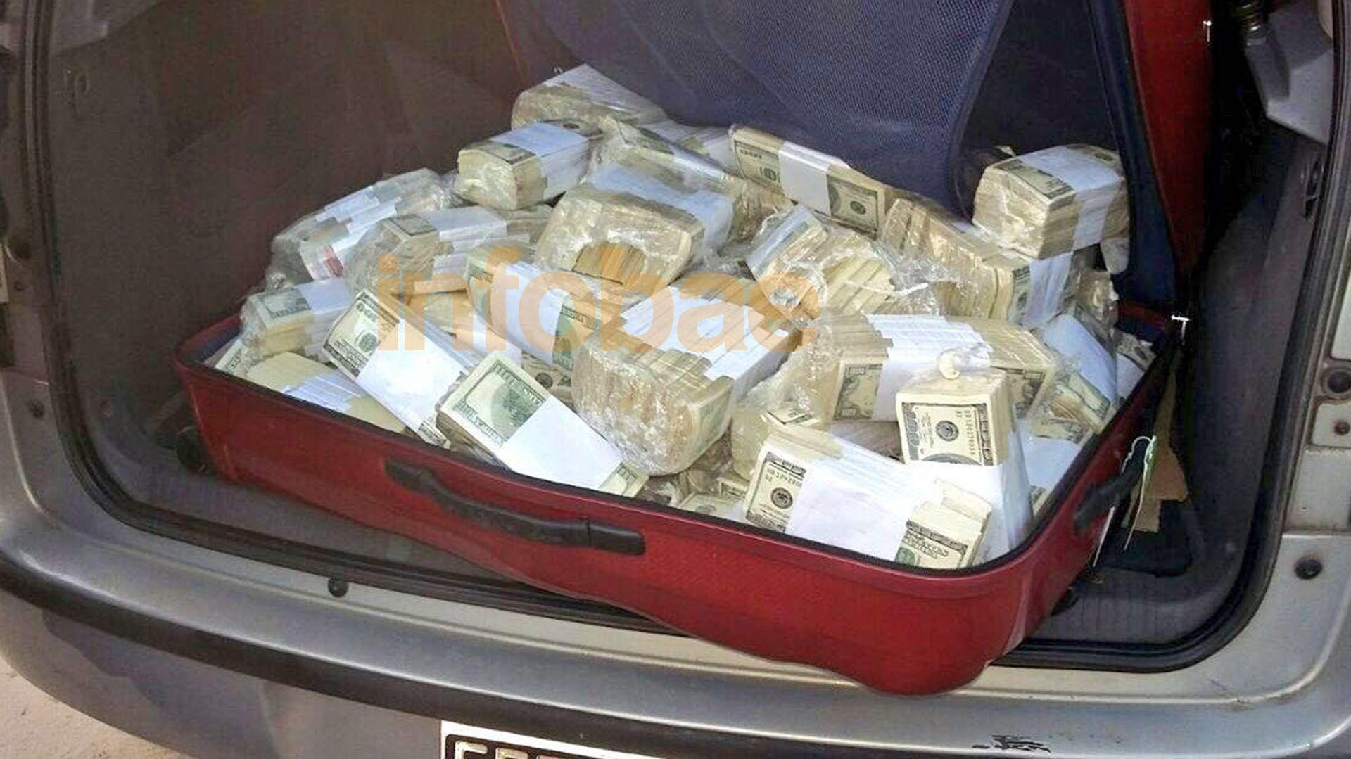 Los millones de dólares de López