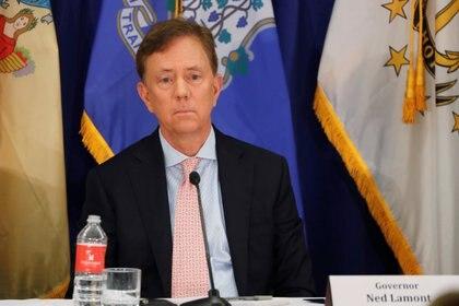 Ned Lamont, gobernador de Connecticut (REUTERS/Lucas Jackson/File Photo)