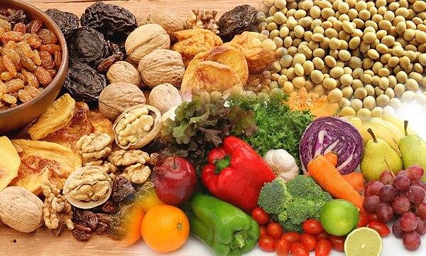 Resultado de imagen para frutas y vegetales anti.age