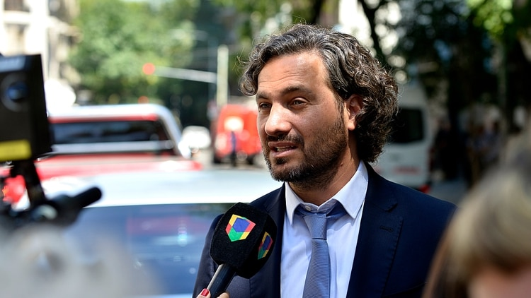 El pedido fue realizado a Santiago Cafiero, jefe de Gabinete (Gustavo Gavotti)