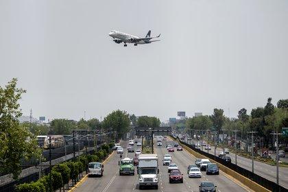 La aerolíneas mexicanas ya registraban pérdidas desde finales del 2019 (Foto: Pedro Pardo/ AFP)