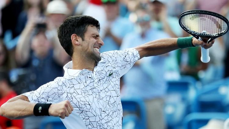Djokovic defiende su ´título en el US Open (AFP)