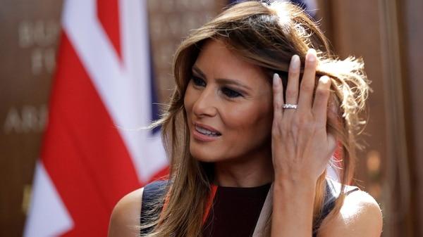 Melania Trump (Reuters)