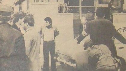 Gullo, en la previa del encuentro con el líder justicialista