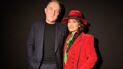 Se casó con el empresario francés en 2009 (Foto: Shutterstock)
