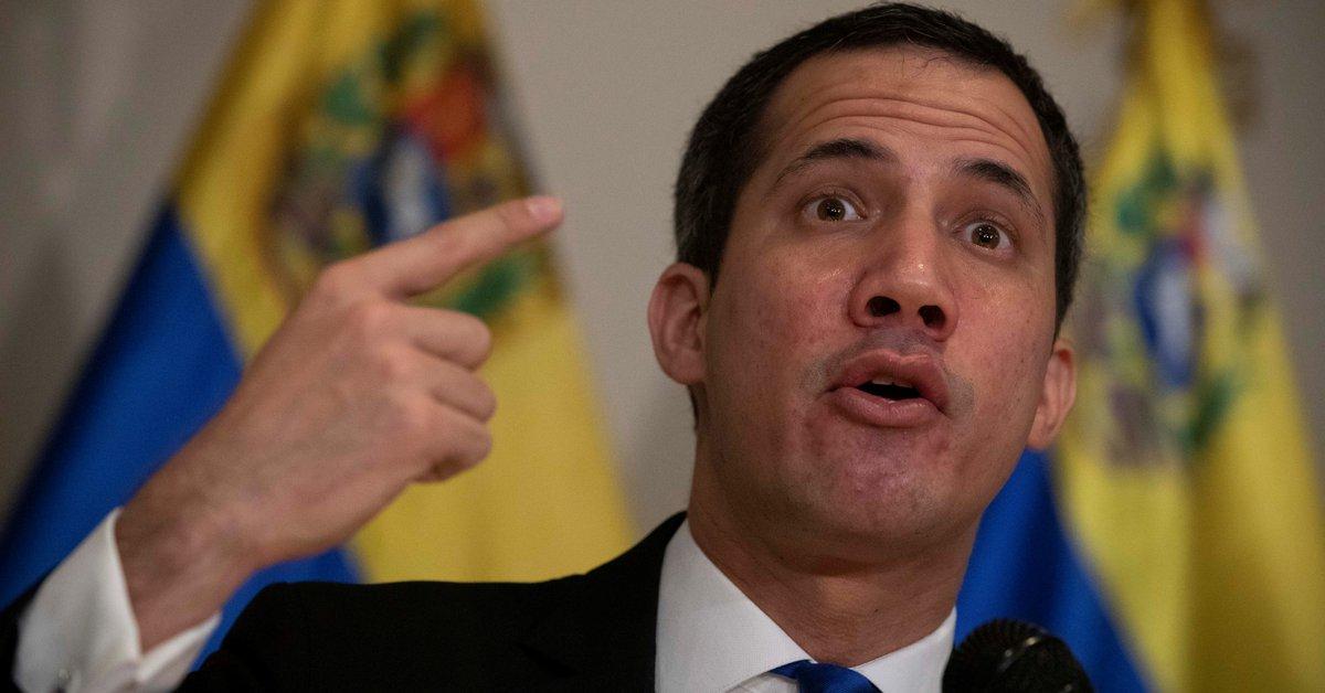 """Juan Guaidó le respondió a Alberto Fernández: """"No están desapareciendo las  violaciones a los DDHH, están desapareciendo los seres humanos"""" - Infobae"""