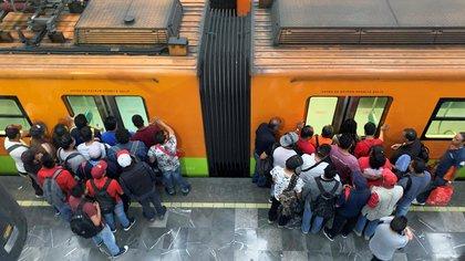Otro incidente en el Metro de la CDMX: reportaron incendio en estación Tlatelolco