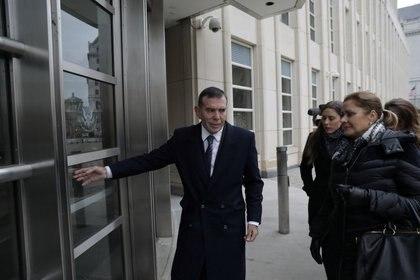 Napout fue condenado por haberse embolsado al menos 3,3 millones de dólares en sobornos (Reuters)