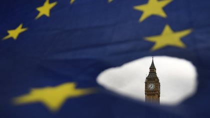 """Six months to give a final impetus to the agreement """"posbrexit"""". EFE/EPA/ANDY RAIN/File"""