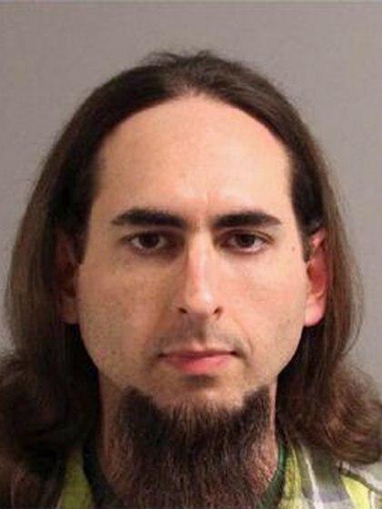 Jarrod Ramos,sospechoso del asesinato de cinco personas en el diario Capital Gazette(REUTERS)