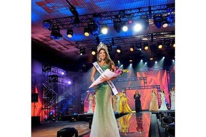 Laura Olascuaga, por Bolívar, ganó certamen Miss Universe Colombia, Cortesía Miss Universe Colombia
