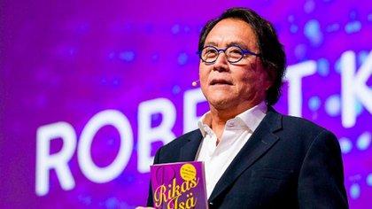Robert Kiyosaki, gurú de la autoayuda financiera