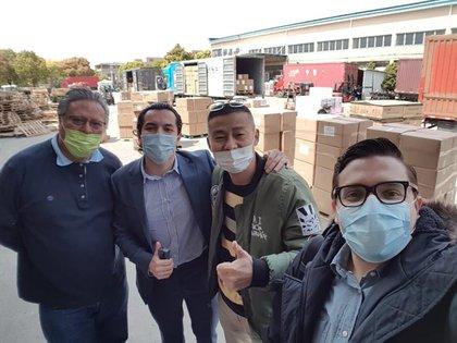 México recompró a China mascarillas médicas que le había vendido hace apenas semanas; López-Gatell mostró cierto arrepentimiento de la venta en primer lugar (Foto: Especial)