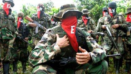 EL ELN reclama control del territorio venezolano ante las FARC