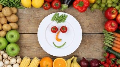 Las frutas y verduras son un gran aliado paracomenzar con el método (iStock)