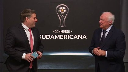 Fernando Niembro volvió a comentar fútbol en TV luego de seis años y causó furor en las redes