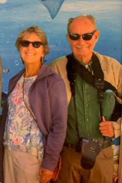 La pareja planeaba volver a casa el 31 de agosto pero desaparecieron tres días antes (Foto: Facebook/Ava Setzer)