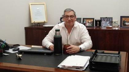 Carlos Enciso, embajador uruguayo en Buenos Aires