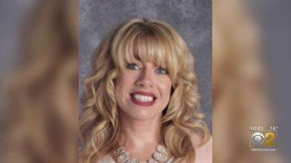 Según la denuncia anónima, el esposo de Shannon Griffin, que ejerce en la escuela como pastor, estaba al tanto de las imágenes que su mujer había enviado a los menores. También el director del centro había sido informado de los hechos, dijo el denunciante (Foto: CBS Chicago)