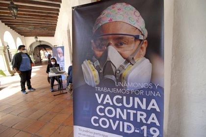 México presenta la versión 2.0 del esquema de vacunación para la prevención de la COVID-19 (Foto: PATRICIA CASTELLANOS / AFP)