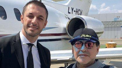 De alto vuelo: Morla y el Diez en Dubai