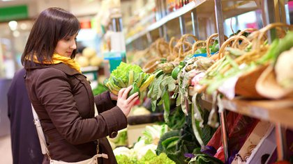 El rubro de alimentos seguirá por encima del índice general (Shutterstock)