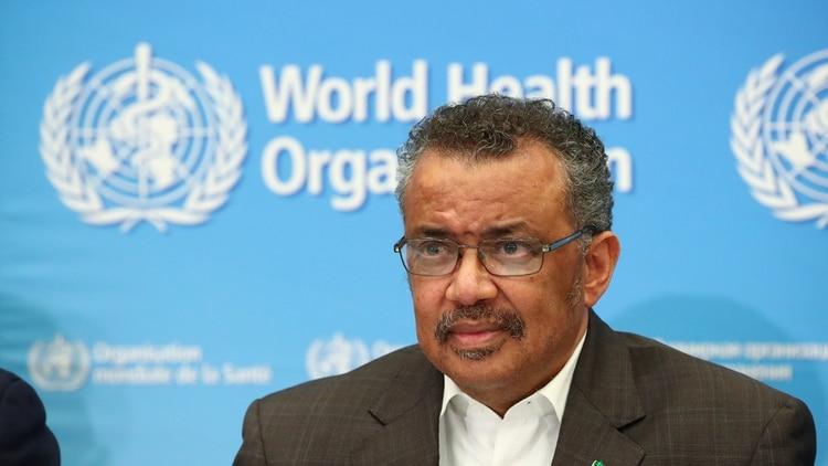El director general de la Organización Mundial de la Salud (OMS) declaró este jueves la emergencia internacional por el coronavirus